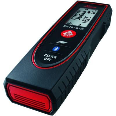 Дальномер лазерный Leica DISTO D110 дальность 60м точность ±1.5мм disto d110 с поверкой