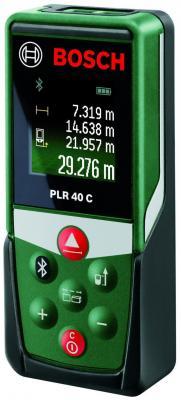 Дальномер Bosch PLR 40 С 40 м 603672320 дальномер bosch plr 50 c 50 м 603672220