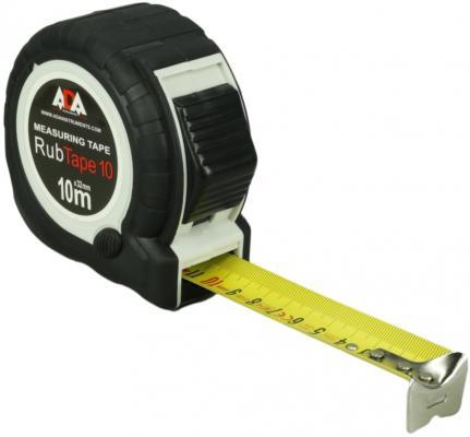 Рулетка Ada RubTape 10мx25мм А00154 цена