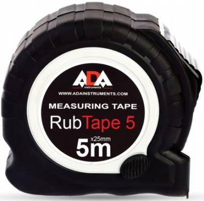 Рулетка Ada RubTape 5мx25мм А00156 цена в Москве и Питере