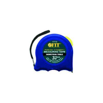 Рулетка Fit Стандарт 3мx16мм 17113 fit 65194