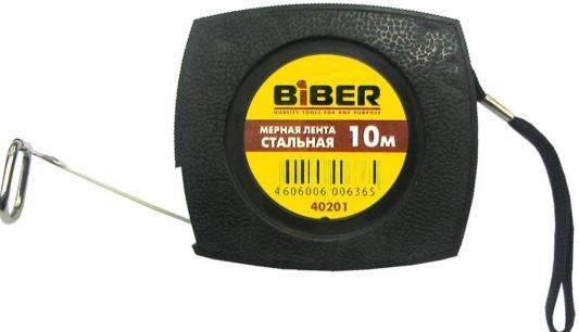 Лента мерная BIBER 40202 стальная 20м biber 90251