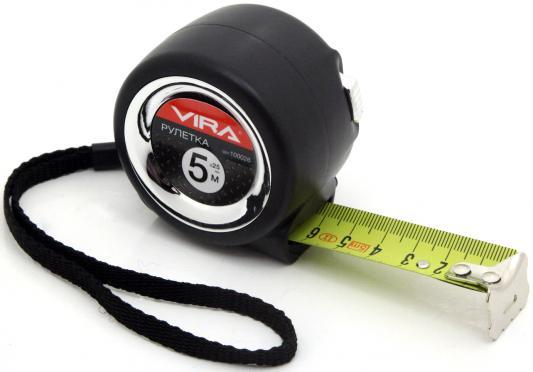 Рулетка Vira 100026 5мx25мм рулетка fit профи 5мx25мм 17426