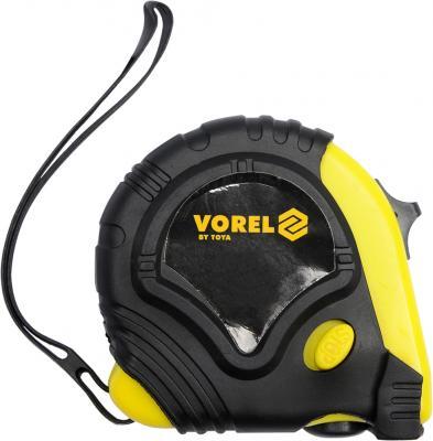 Рулетка Vorel 10125 5мx19мм рулетка fit профи 5мx19мм 17425