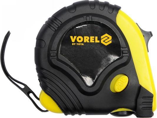 Рулетка Vorel 10129 10мx25мм рулетка fit профи 10мx25мм 17430