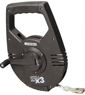 Рулетка Stayer 2-34186-050 50мx13мм цена