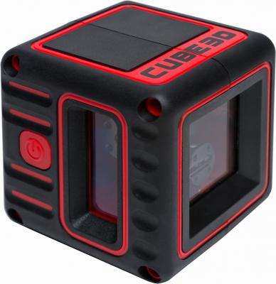 Лазерный уровень ADA Cube 3D Basic Edition 1.5А 65х65х65мм до 20м уровень ada cube 3d home edition