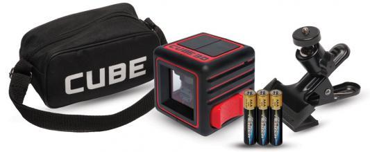 Лазерный уровень ADA Cube 3D Home Edition 1.5А штатив нейлоновая сумка 65х65х65мм до 20м уровень ada cube 3d home edition