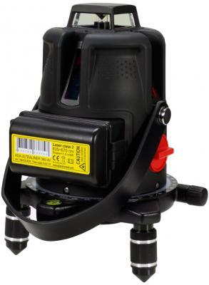 Уровень ADA ULTRALINER 360 4V дальность20(70)м точность0.3мм/м кейс лазерный нивелир ada ultraliner 360 4v