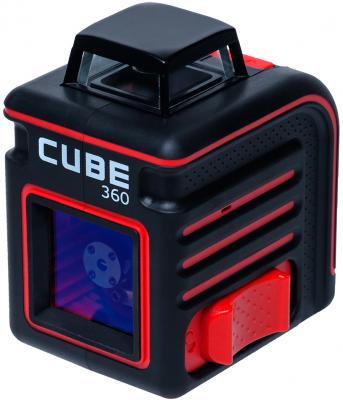 Уровень лазерный ADA Cube 360 Basic Edition 20(70)м ±3/10мм/м ±4° лазер2 лазерный уровень oem 360 fd3dfg