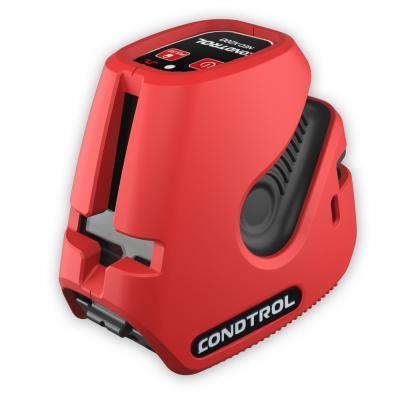 Лазерный нивелир CONDTROL NEO X200 30м точность ± 0.2мм/м резьба 5/8 лазерный нивелир condtrol multiline 360