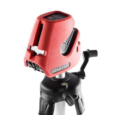 Лазерный нивелир CONDTROL NEO X200 set 30м точность ± 0.2мм/м резьба 5/8 нивелир condtrol neo x200 set 1 2 123
