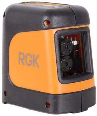 Уровень RGK ML-11 0.2мм/м 10м диапазон самовыравнивания ±4° уровень rgk ul 21a