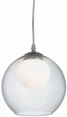 Подвесной светильник Ideal Lux Nemo Clear SP1 D20