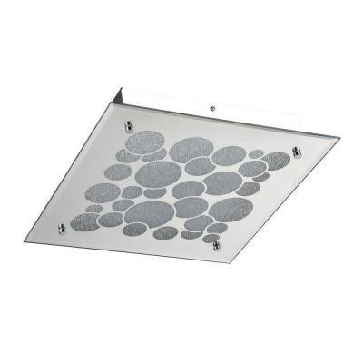 Потолочный светодиодный светильник Maytoni Glitter C445-CL-01R-18W-N цена