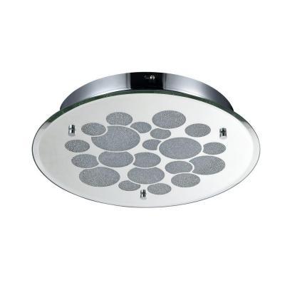 Потолочный светодиодный светильник Maytoni Glitter C445-CL-01-18W-N потолочный светильник maytoni c809 cl 05 n