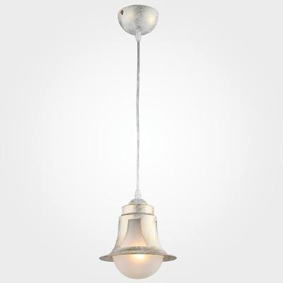 Купить Подвесной светильник Eurosvet 50055/1 белый с золотом