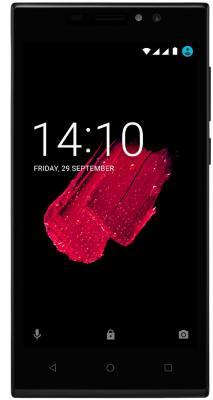 Смартфон Prestigio Muze C7 LTE 8 Гб черный (122234557)