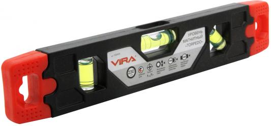 Уровень Vira Торпедо 0.23м 100403 уровень vira 100102 600мм