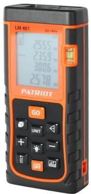 Дальномер лазерный PATRIOT LM 401 дальномер patriot lm 401