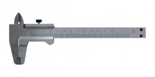 цена на Штангенциркуль FIT 19828 металлический 150 мм/0.1мм