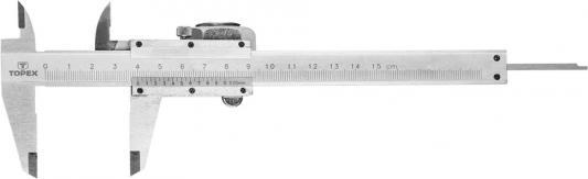 Штангенциркуль нониусный TOPEX 31C615 нож topex 17b160