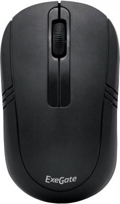 Мышь беспроводная Exegate SR-9021 чёрный USB мышь exegate sr 9021 black