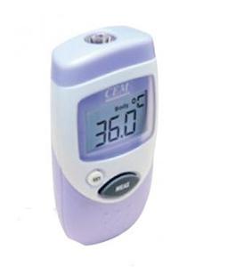 Термометр CEM DT-608 0-60/35-42°C точность 0.1°C бесконтактный термометр cem dt 131