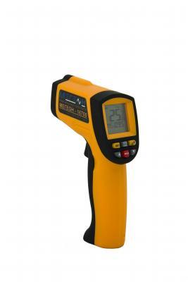 Пирометр (термодетектор) МЕГЕОН 16700 –50~700с пирометр термодетектор elitech п 350 пирометр от 50 до 380град 9в батарея лазер жк дисплей 0 15к