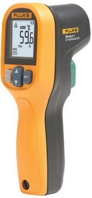 Пирометр (термодетектор) FLUKE 59 MAX+ серый, желтый .