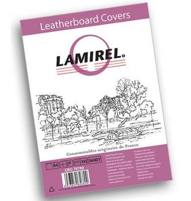 Фото - Обложка Fellowes Lamirel Delta A4 песочный 100шт LA-7876901 обложка для переплетов fellowes lamirel a4 250г м2 черный 100шт crc 78687