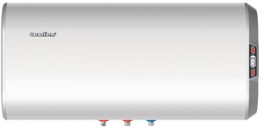 Водонагреватель накопительный GARANTERM GTN 50 H Электрический горизонтальный Бак-нерж.сталь. 2кВт водонагреватель garanterm gtr 50v круглый нержавейка