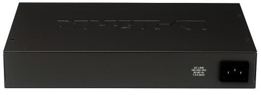 Коммутатор D-LINK DES-1024D/G1A неуправляемый 24 порта 10/100Mbps коммутатор d link des 1024d