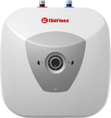 Водонагреватель накопительный электрический THERMEX H 15 U pro вертикальный, под раковиной, 1.5 кВ электрический накопительный водонагреватель general hydraulic santarini star under 10 литров над раковиной 5150090100