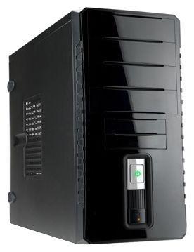 Корпус ATX InWin EC030BL Без БП чёрный 6120742