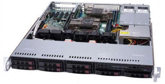 лучшая цена Серверная платформа SuperMicro SYS-1029P-MTR