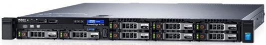 Сервер Dell PowerEdge R330 210-AFEV-75 сервер dell poweredge r330 210 afev 1041