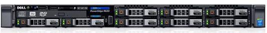 Сервер Dell PowerEdge R630 210-ACXS-250 сервер dell poweredge r630 210 acxs 234