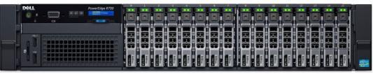 Сервер Dell PowerEdge R730 210-ACXU-296 dell vostro 3500 brass