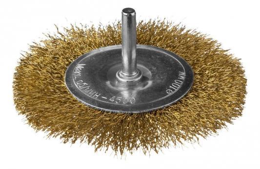 Кордщетка DEXX 35110-100 дисковая со шпилькой витая сталь0.3мм d100мм детский спортивный комплекс kidwood берёзка