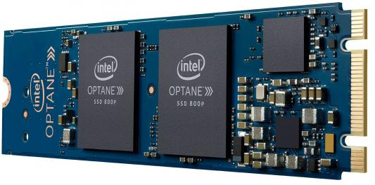 Твердотельный накопитель SSD M.2 60Gb Intel Optane 800P Read 1450Mb/s Write 640Mb/s PCI-E SSDPEK1W060GA01 960258 твердотельный накопитель ssd m 2 128gb intel 760p read 1640mb s write 650mb s pci e ssdpekkw128g8xt 963289