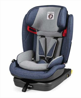 Автокресло Peg-Perego Viaggio 1-2-3 Via (urban denim) цена