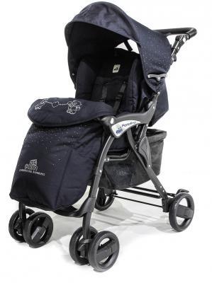 Прогулочная коляска Cam Portofino (цвет 406/синий с кристаллами) футболки и топы sweet berry футболка для девочек русалочка 814109