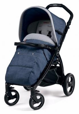 Коляска прогулочная Peg-Perego Book Completo (urban denim) коляска трость peg perego si completo blue denim href