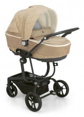 Коляска 3-в-1 Cam Comby Taski Fashion (657/крем) cam коляска 3 в 1 dinamico elite up cam бежевый