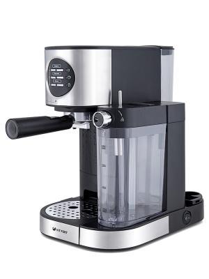 Кофеварка KITFORT KT-703 1470 Вт серебристый кофеварка kitfort kt 702