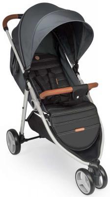 Коляска прогулочная Happy Baby Ultima V2 (grey) прогулочная коляска happy baby cindy grey