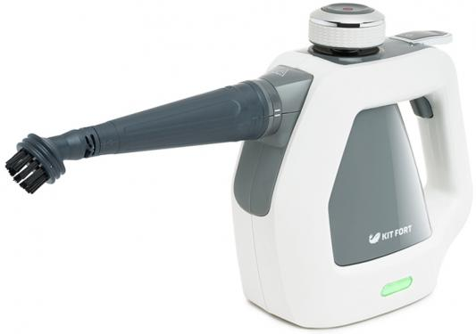 Пароочиститель KITFORT KT-918-2 1000Вт серый
