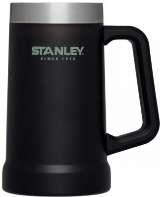 Термокружка Stanley Adventure 0,7л чёрный