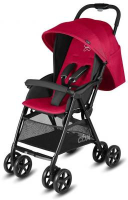 Купить Прогулочная коляска CBX by Cybex Yoki (crunchy red), красный, Прогулочные коляски